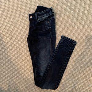Worn 1x G-Star Skinny Jeans